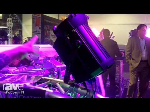 InfoComm 2014: Chauvet Details the Iluminarc Colorist LEDs