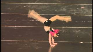 Angelina - Trouble - Jersey Cape Dance and Gymnastics Academy 2013