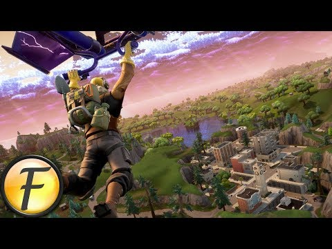 The Tilted Towers Song (Fortnite Battle Royale)  ► by FabvL & Divide Music