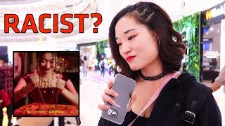 Dolce and Gabbana China Racist Ad CHINESE Reaction to CHOPSTICKS Commercial D&G 辱华广告视频