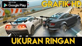 AKHIRNYA RILIS ! Grafik HD Ukuran Ringan, Saingan Real Racing Dan Need For Speed Nih !