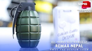 Remax Nepal: Hottest new gadget shop in town! (Civil Mall, 4th Floor)