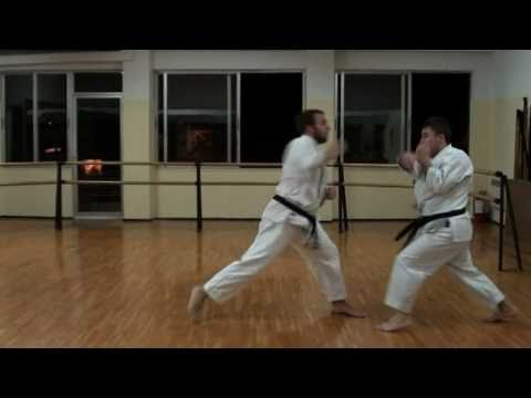 Shorin Ryu Karate Do - Okinawan Kobudo - Bunkai - Kata