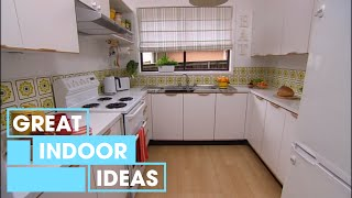 Simple And Affordable Kitchen Makeover | Great Home Ideas