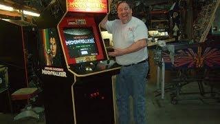 #494 Sega Michael Jackson MOONWALKER Arcade Video Game - Dedicated 3 Player! TNT Amusements