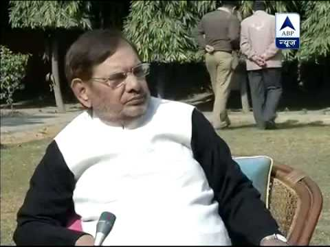 Sharad Yadav says he did not say anything wrong