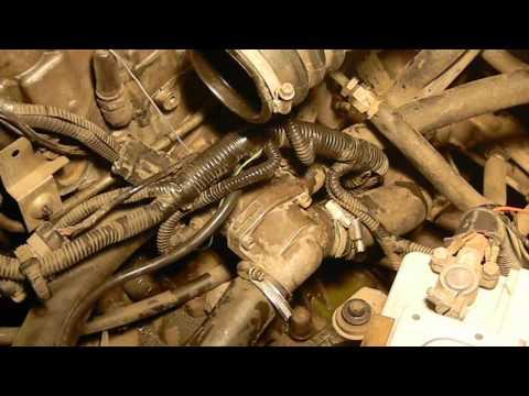 Замена своими руками термостата на ваз 2110 29