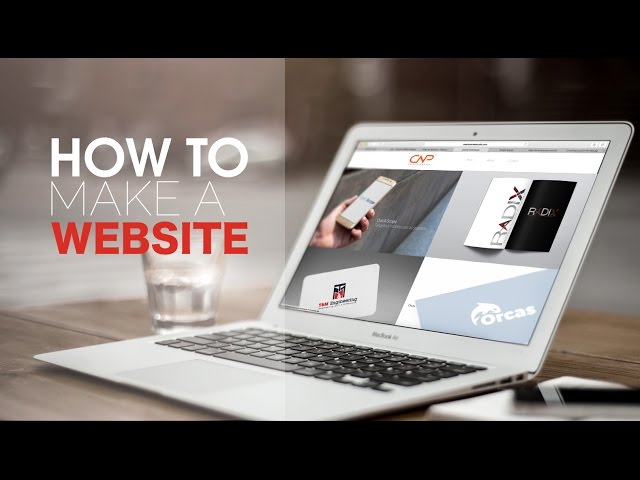 How To Make a Website | Easy Steps