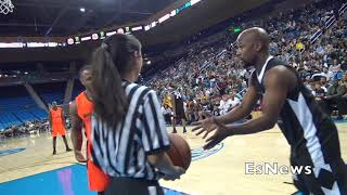 [Check Out] Mayweather Hooping In Basketball Game At UCLA EsNews Boxing