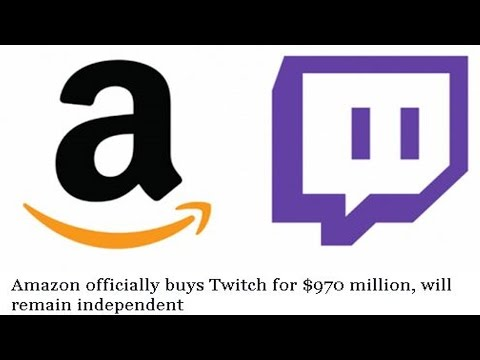 Did Amazon Save Twitch From Google!?!?!