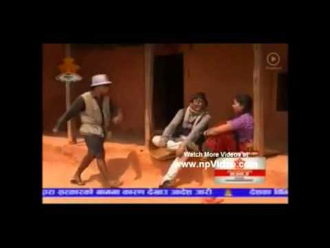 Khadka ji and Muskan Pasa Comedy scene from meri bassai