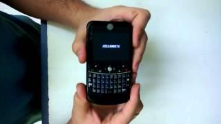 Motorola Q11 - Hard Reset - Desbloquear - Resetar
