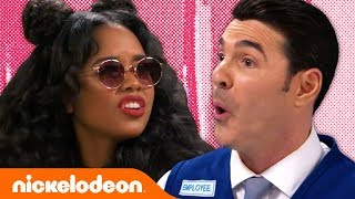 H.E.R. Orders a Good Burger, a Tickle Monster Roams Free & The Everything Store on All That! | Nick