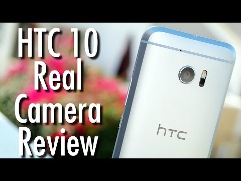 HTC 10 Real Camera Review: We waited for an update...
