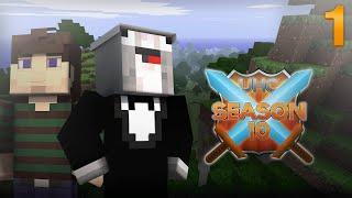 Minecraft Cube UHC Season 10 Episode 1 - Season X!