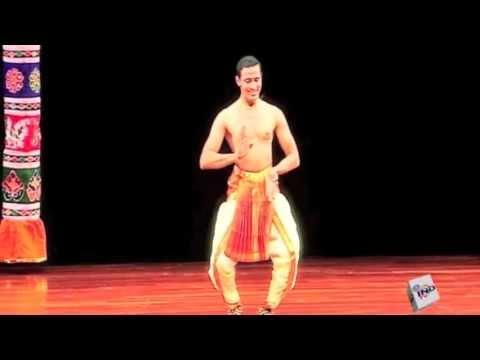 Bharatanatyam Pada Varnam Maaye Youtube Part 2 By Ganesh Vasudeva video