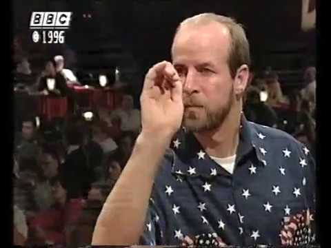Wylie vs Carter Darts World Championship 1996 Round 1
