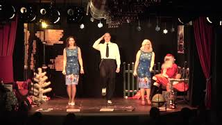 Diamonds Are a Girl's Best Friend - performed by The Swingaroos & The Pocket Big Band