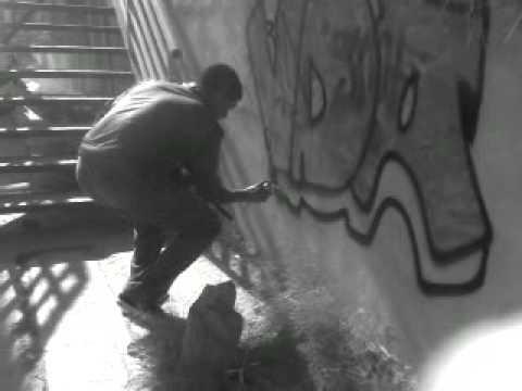 VDA Crew Ranck ilegal graffiti nuevo Laredo