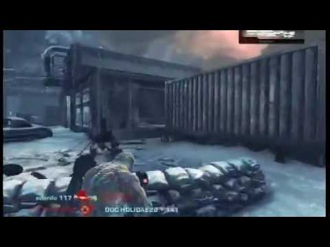 Gears of War 2 Blindfire Sniper Montage BFSM™ 5