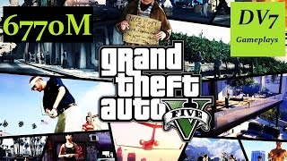 Grand Theft Auto V - AMD Radeon HD 6770M + Frame rate