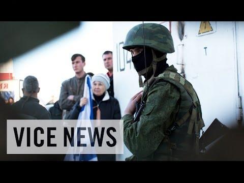 Sneaking Into A Ukrainian Military Base: Russian Roulette in Ukraine