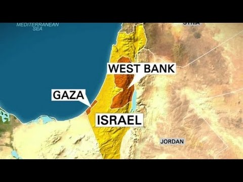 Israel : Sirens sound in Israel as rockets are fired from the Gaza Strip (May 26, 2015)