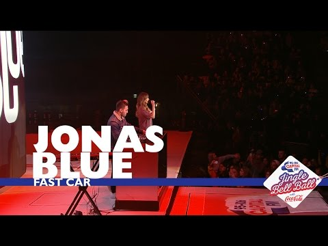 Jonas Blue - 'Fast Car' (Live At Capital's Jingle Bell Ball 2016)