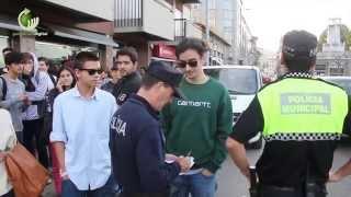 Dezenas de alunos do secundário cumprem greve em Guimarães
