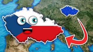 Czech Republic Geography/Czech Republic Country Regions