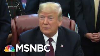 Download Lagu The President Donald Trump White House Is Suddenly Urging Decorum | Deadline | MSNBC Gratis STAFABAND