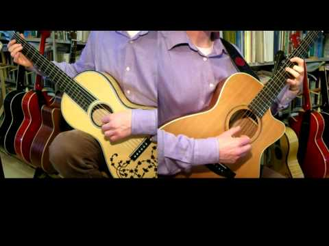 Let The River In - Dotan (Guitar duo)