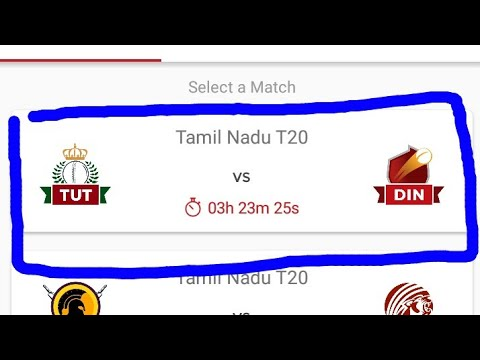 TUTI vs DINDUGAL Tamilnadu T20 PLAYING11| DREAM11 and PLAYERZPOT TEAM PREDICTION | Tnpl 2018