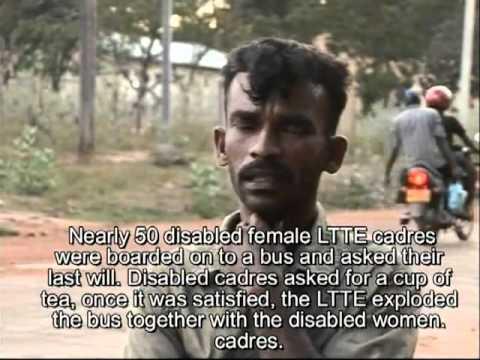 Eye witness2: LTTE War Crimes during last stage of Sri Lanka war.
