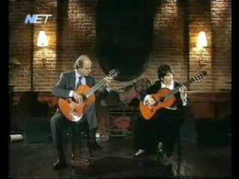 John Duarte: In the Valleys (Greek Suite) - Evangelos&Liza guitar duo