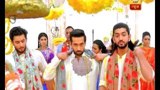 Ishqbaaaz: When all three brothers came together for this special day