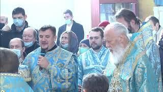 Проповедь Митрополита Одесского и Измаильского Агафангела в храме Святителя Спиридона Тримифунтского