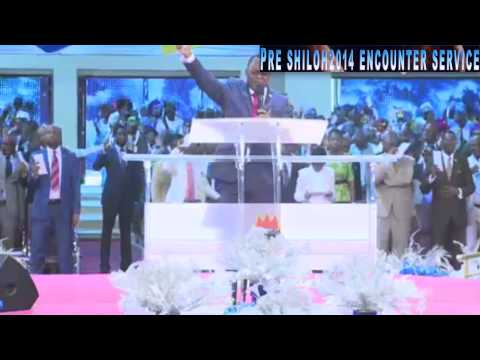 Bishop David Oyedepo-pre Shiloh 2014-maximizing The Blessings Of Shiloh video