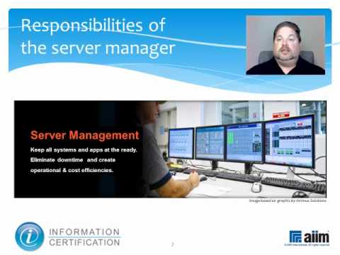 Pilots, System Audits and Server Responsibility