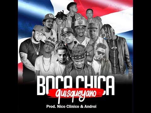 Boca Chica - Quisqueyano 4.8 (Audio Official)