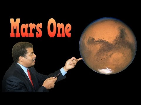 Neil deGrasse Tyson on Mars One