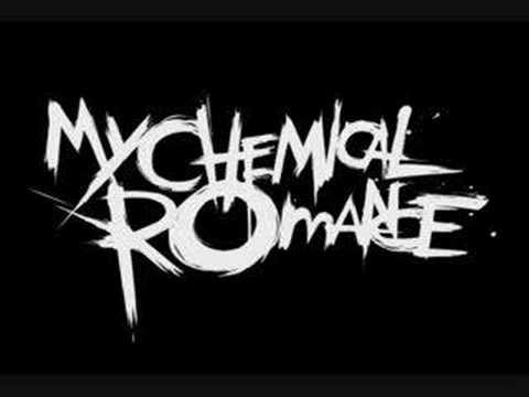 letra de cancion de my chemical romance the:
