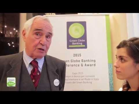 Intervista a Fulco Pratesi | IX Edizione Green Globe Banking Conference & Award