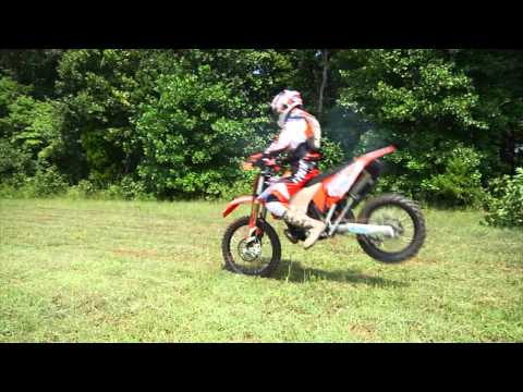 DirtWise Riding Tip: Stoppies
