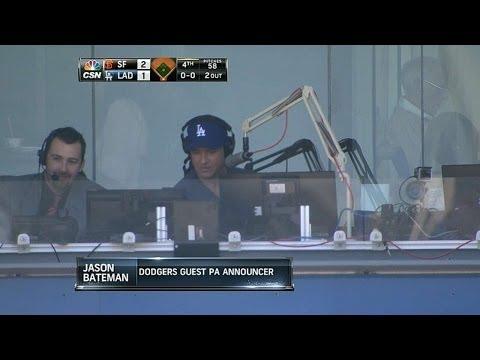 Jason Bateman jokes about Giants' Brandons