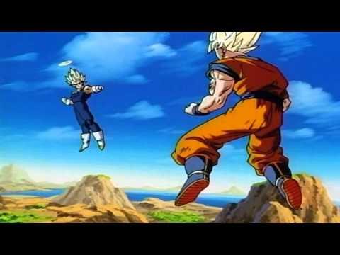 Vegeta's Reaction to Goku's SSJ3 Transformation