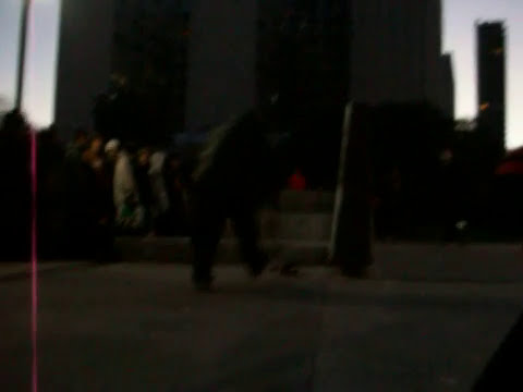 Torneito de Skate en la plaza Houssay (Part. 2)