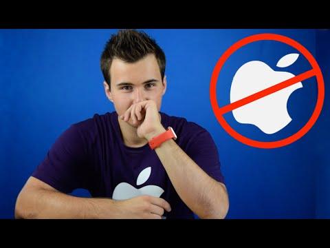 Czego nie lubię w Apple? | AppleNaYouTube