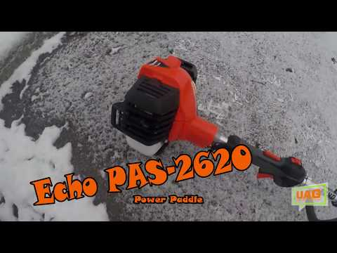 Echo PAS-2620 Power Paddle  Snow Removal