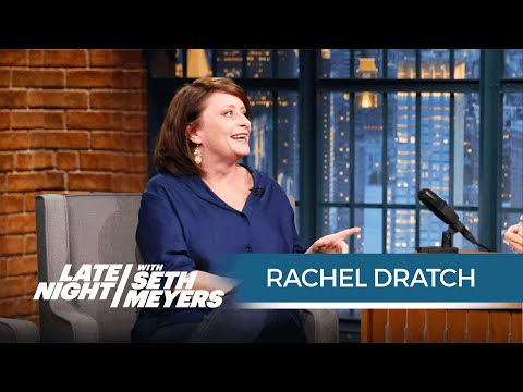 Rachel Dratch's Five-Year-Old Son Eli Loves IHOP And Burping Loudly In Public